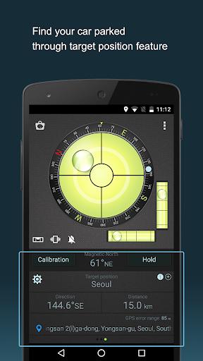 Kompas Poziomica screenshot 5