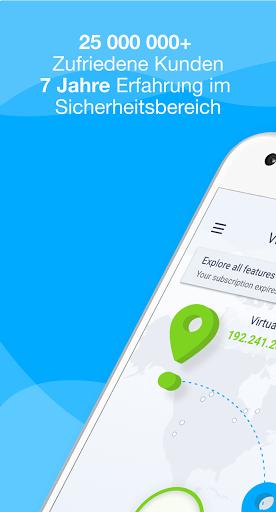 VPN Unlimited - WiFi Proxy screenshot 2