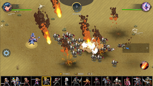 Miragine War screenshot 11