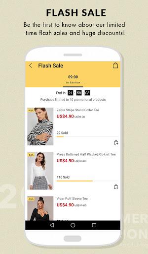 SHEIN-Fashion Shopping Online screenshot 6