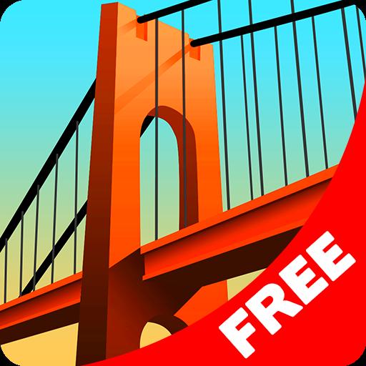 Bridge Constructor FREE أيقونة