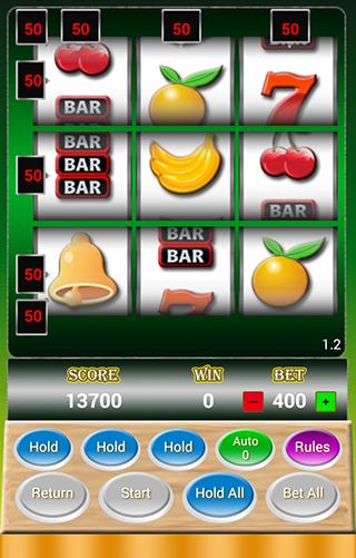 Play Slot-777 Slot Machine 3 تصوير الشاشة