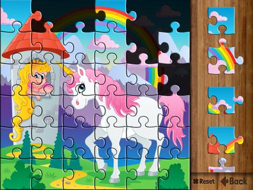 Kids' Puzzles 2 تصوير الشاشة