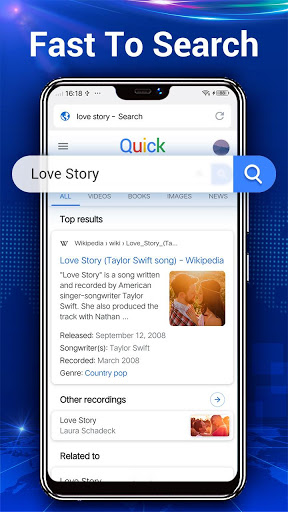 Web Browser & Web Explorer screenshot 8