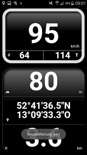 Speedometer analog, digital with odometer and HUD screenshot 3