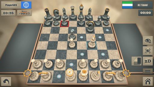 Real Chess 1 تصوير الشاشة