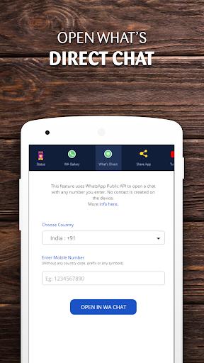 Status Video Download – Story WA - Status Saver 5 تصوير الشاشة