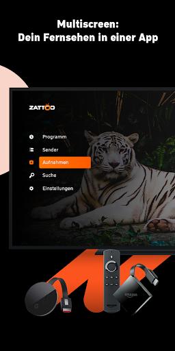 Zattoo - TV Streaming App screenshot 6
