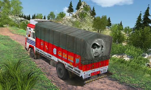 Big Truck Driving Games 2021- New Truck Games 3D screenshot 3