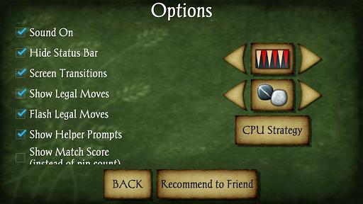 Backgammon Free 2 تصوير الشاشة