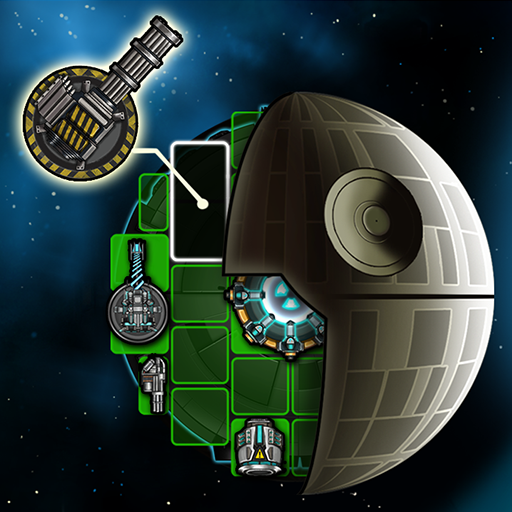 Space Arena: Build a spaceship & fight أيقونة