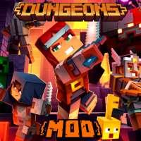 Dungeons Mod for Minecraft PE on APKTom