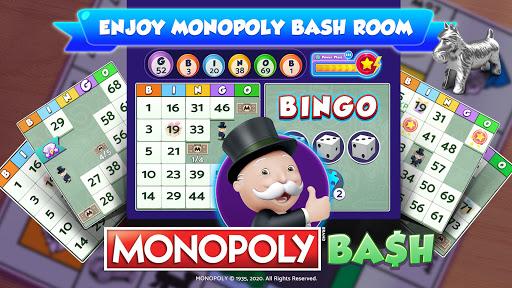 Bingo Bash featuring MONOPOLY: Live Bingo Games screenshot 1