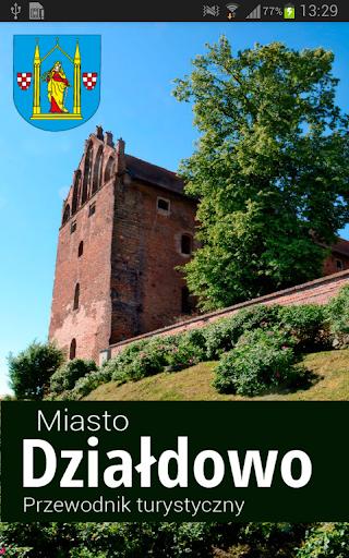 Miasto Działdowo - przewodnik 1 تصوير الشاشة