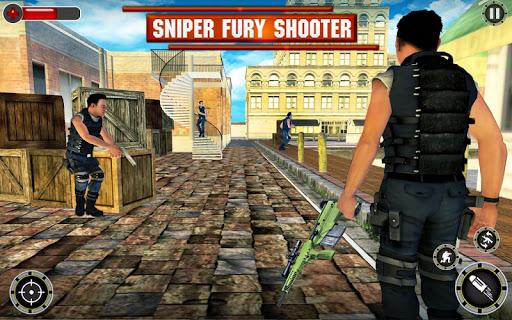 Sniper FPS Fury - Top Real Shooter- Sniper 3d 2018 screenshot 2