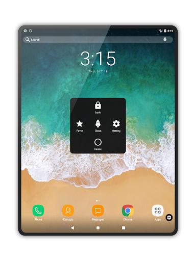 Assistive Touch para sa Android screenshot 10