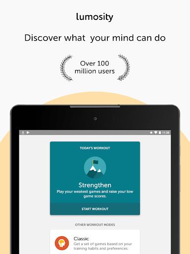Lumosity: Brain Training screenshot 17