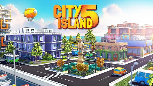 City Island 5 - Tycoon Building Offline Sim Game screenshot 1