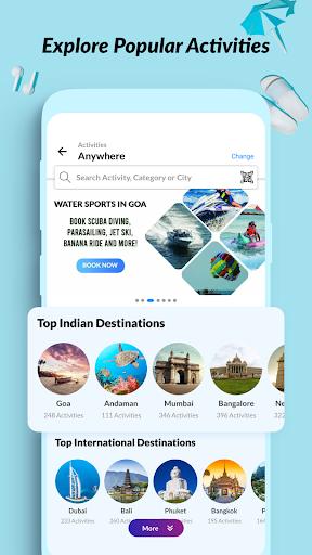 MakeMyTrip Travel Booking: Flights, Hotels, Trains screenshot 7