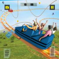 Reckless Roller Coaster Sim: Rollercoaster Games on APKTom