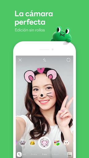 LINE: Llama y mensajea gratis screenshot 6