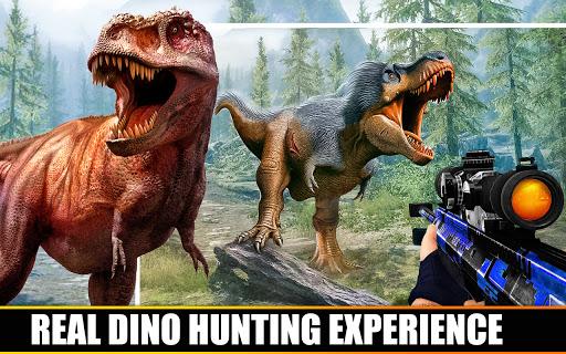 Wild Animal Hunt 2021: Dino Hunting Games स्क्रीनशॉट 2