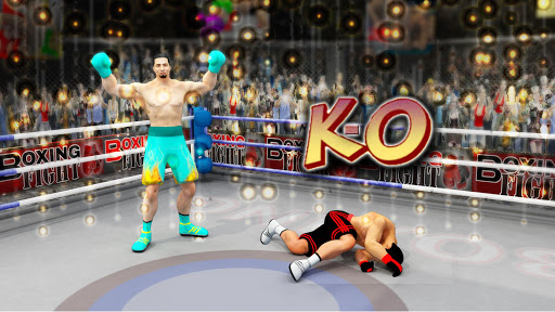 Real Punch Boxing Games: Kickboxing Super Star screenshot 7
