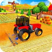 Tractor Farm 3D: Tractor Trò chơi mô phỏng on 9Apps