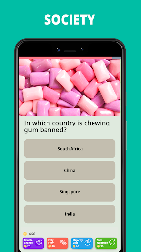 Free Trivia Game. Questions & Answers. QuizzLand. screenshot 11