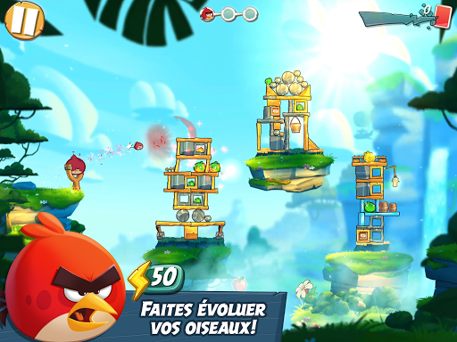 Angry Birds 2 screenshot 12