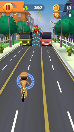 Little Singham Cycle Race screenshot 5