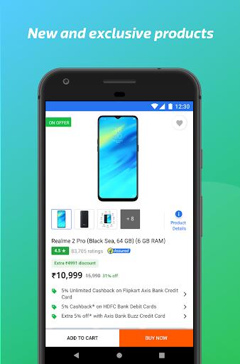 Flipkart Online Shopping App screenshot 3
