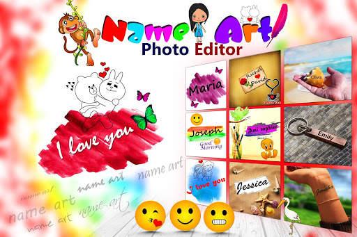 Name Art Photo Editor - 7Arts Focus n Filter 2020 screenshot 19