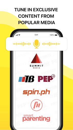 Calamansi - Pinoy Audio Live Cast screenshot 3