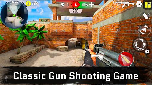 Gun Strike Force: Modern Ops - FPS Shooting Game screenshot 1