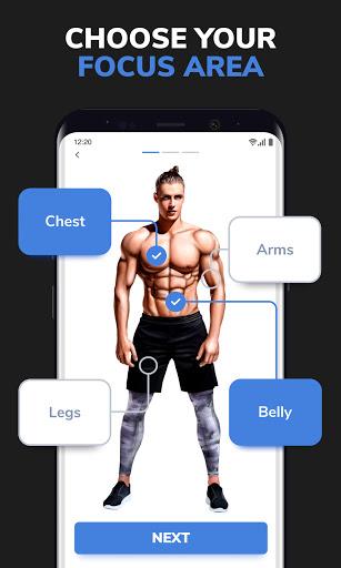 BetterMen: Home Workouts & Diet screenshot 4
