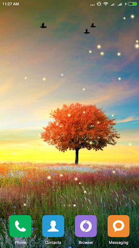 Awesome-Land Live wallpaper HD : Grow more trees screenshot 6