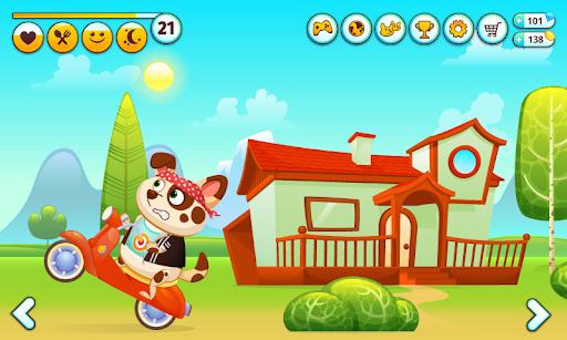 Duddu -حيواني الأليف الافتراضي 4 تصوير الشاشة