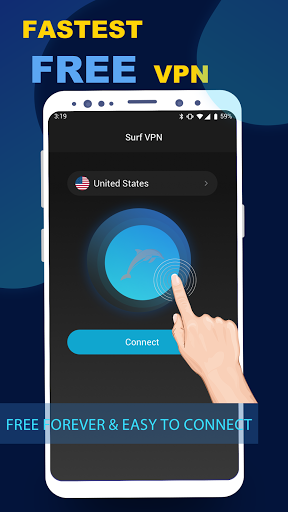 Surf - Free VPN for Tiktok, Cutout & Keyboard screenshot 8