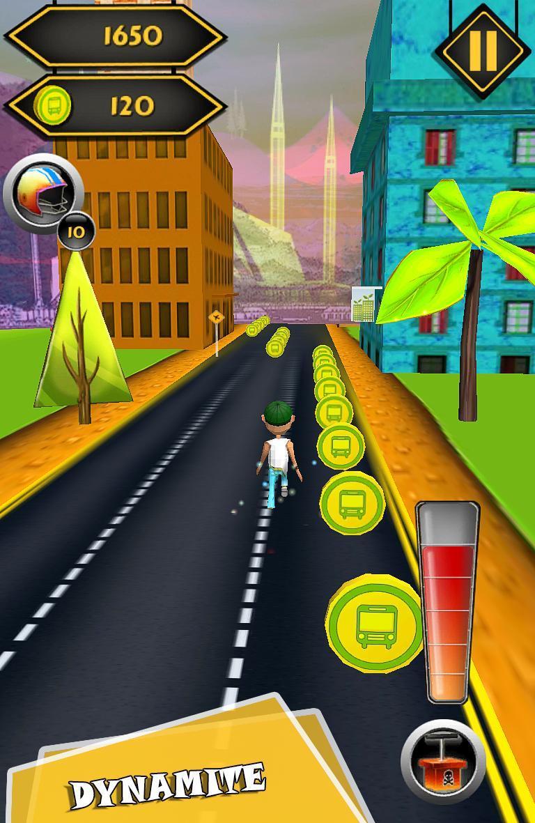 Extreme Metro Run 3 تصوير الشاشة