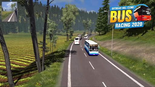 Offroad Hill Climb Bus Racing 2020 screenshot 5