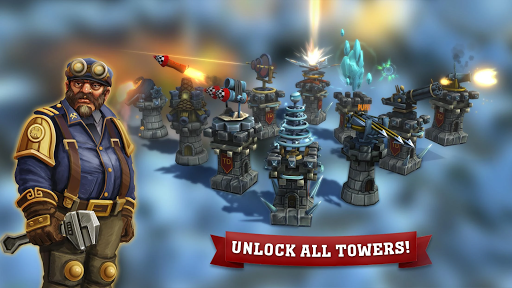 Train Tower Defense screenshot 6