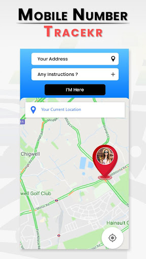 Mobile Number Tracker And Locator screenshot 4