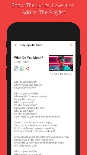 Song Lyrics & Video screenshot 4