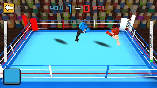 Cubic Boxing 3D 9 تصوير الشاشة