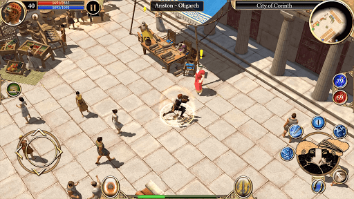 Titan Quest: Legendary Edition screenshot 5