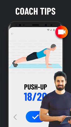 Home Workout - No Equipment screenshot 4