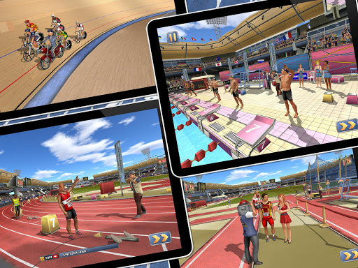 Athletics2: Summer Sports Free screenshot 14