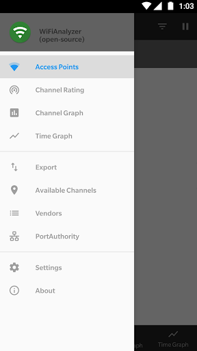 WiFi Analyzer (open-source) screenshot 9