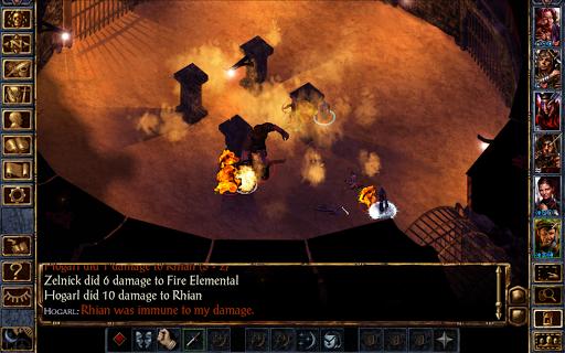Baldur's Gate: Enhanced Edition screenshot 11